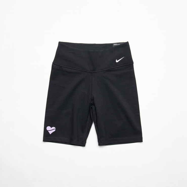 "Nike Women's One Mid-Rise 7"" Bike Shorts"