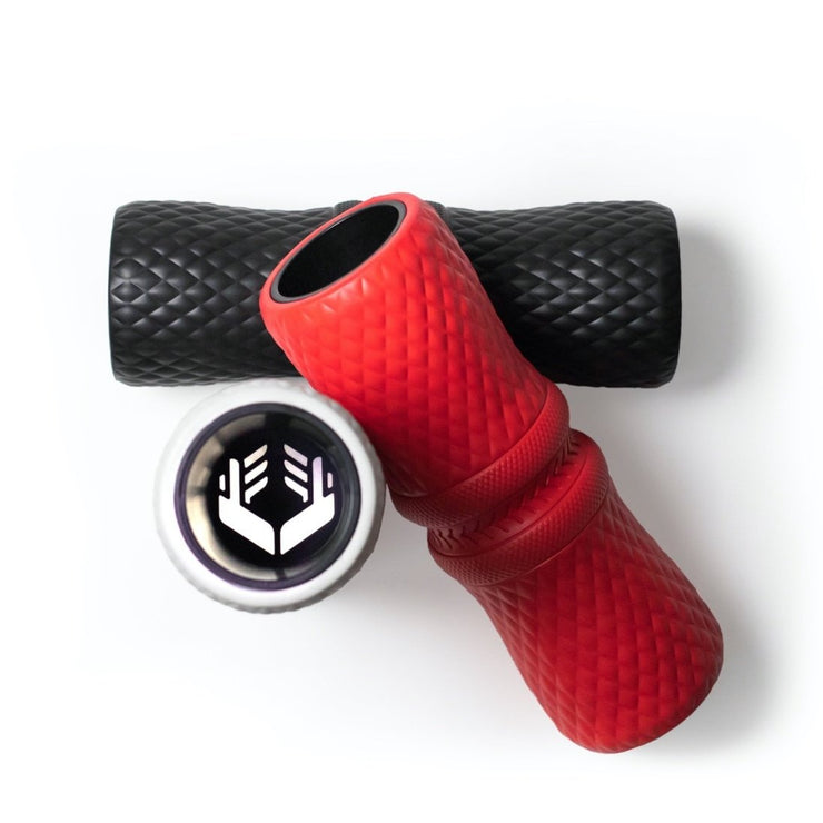 Roll Recovery R4 body roller red white black