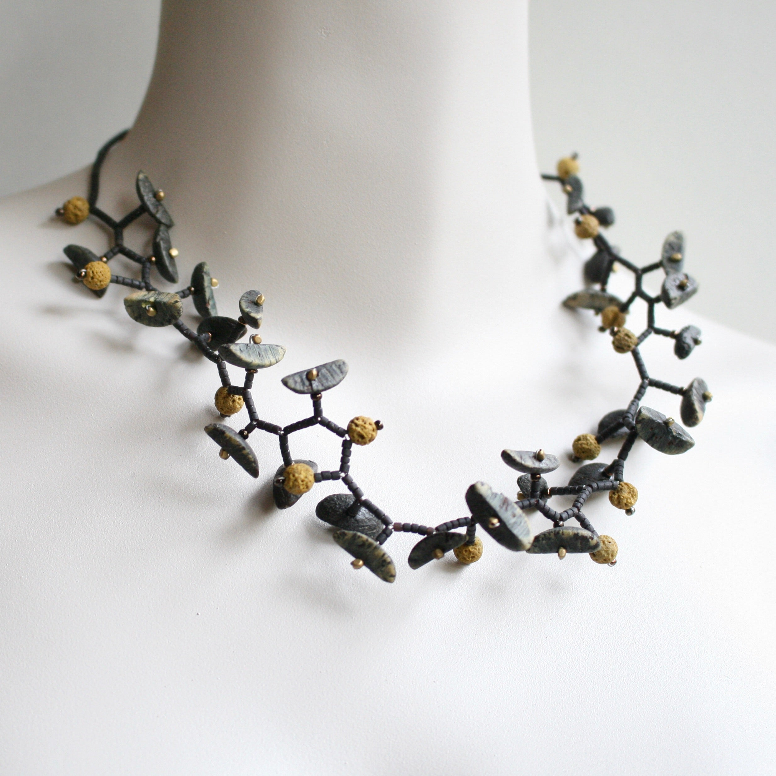 """20 VINES"" Necklace *One-Off* (SOLD)"