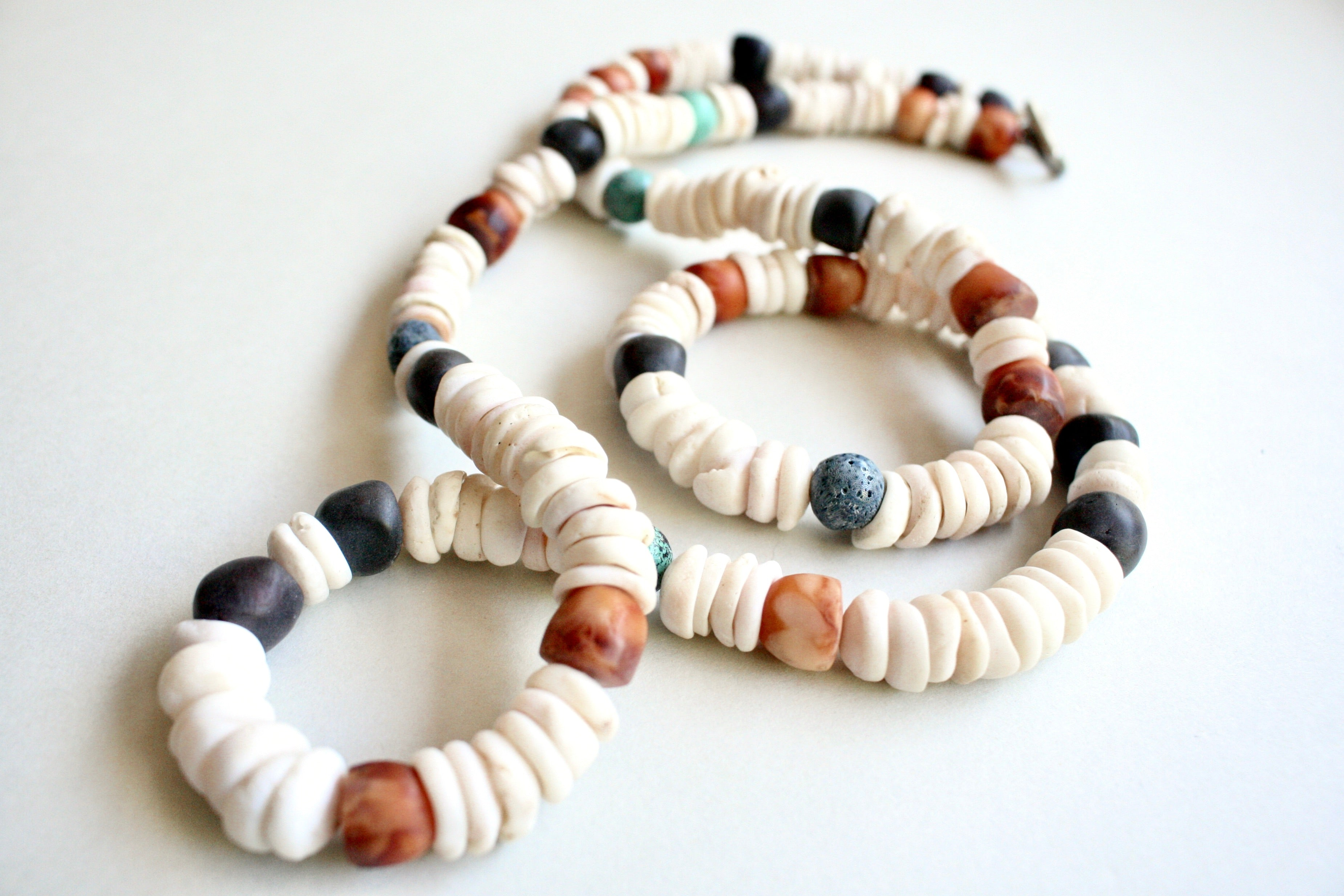MOORA Tribal Necklace *One-Off*