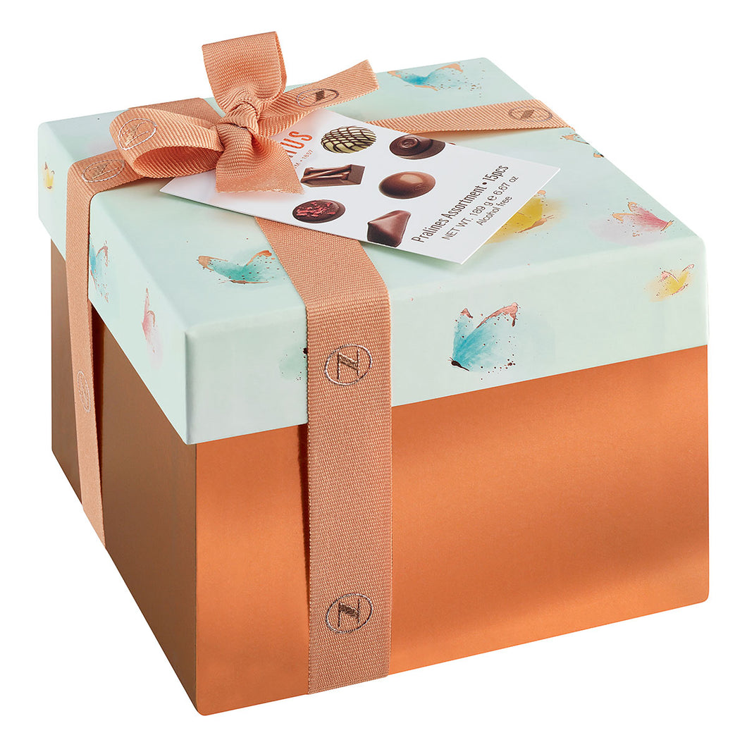 Spring Ribboned Gift Box