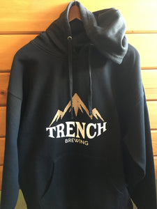 .Trench Logo Hoodie