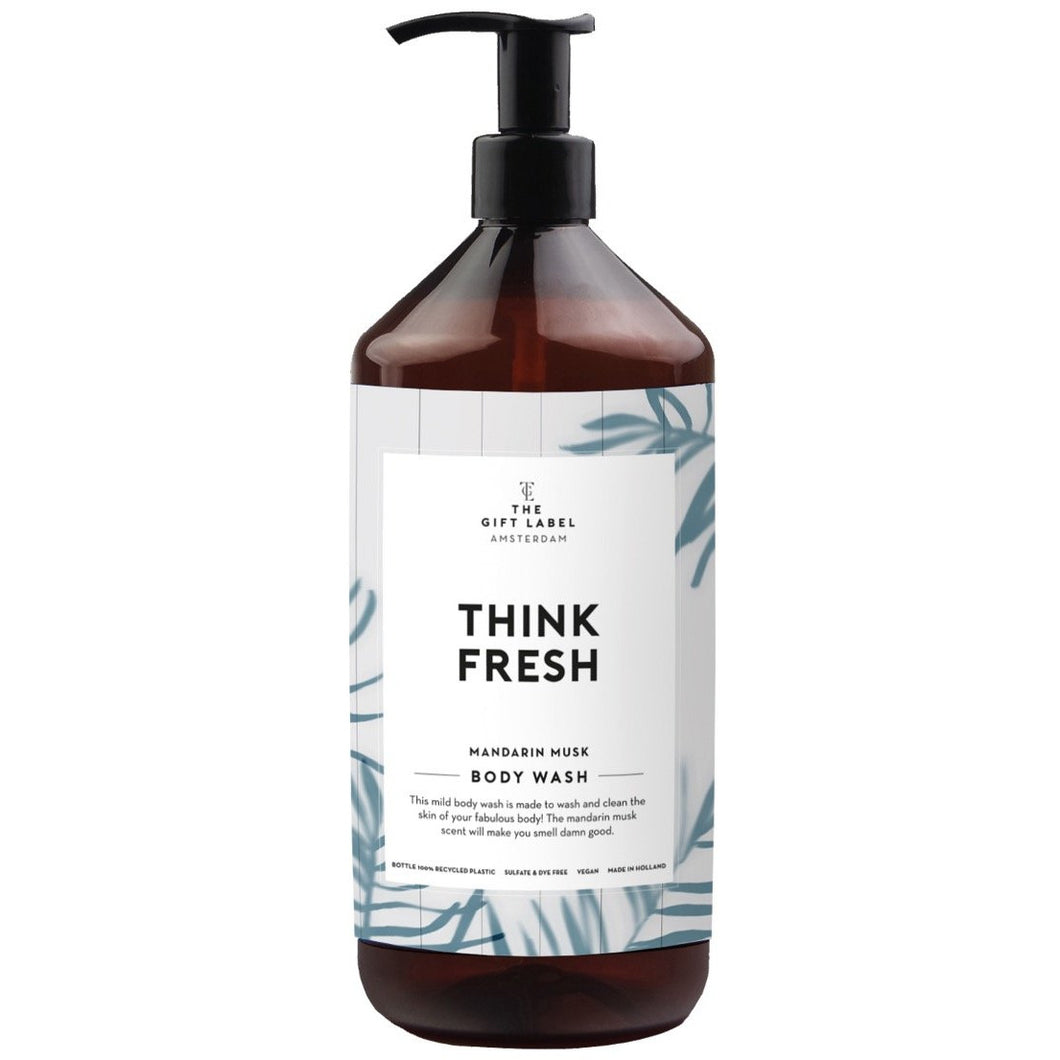 Body wash - Think fresh