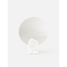 Afbeelding in Gallery-weergave laden, Archie mirror white marble