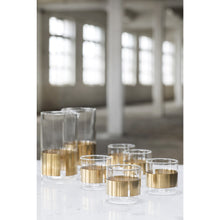 Afbeelding in Gallery-weergave laden, Copper chemistry glas