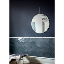 Afbeelding in Gallery-weergave laden, Wall mirror chrome
