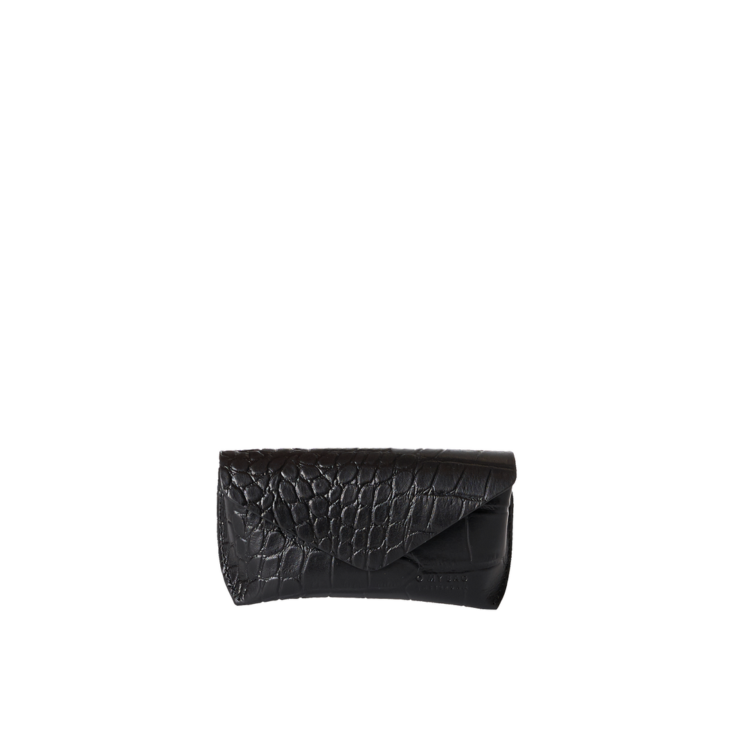 Spectacle case croco