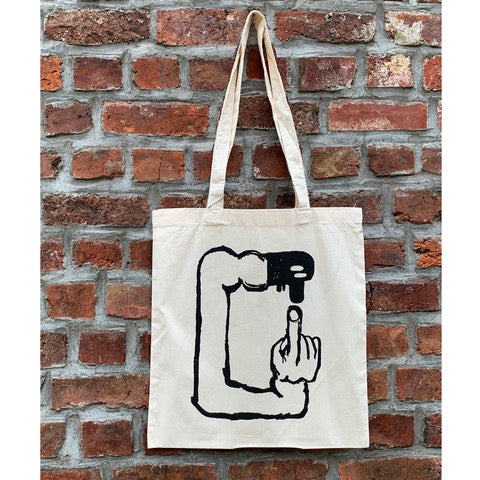 Tote bag pointer