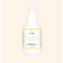Afbeelding in Gallery-weergave laden, Baby body oil - Bubbly baby