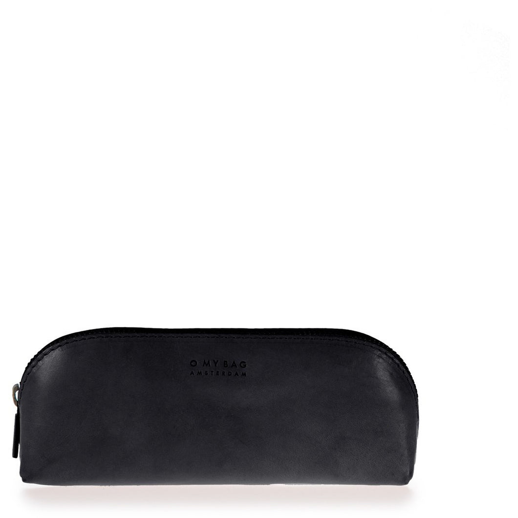 Pencil case large black