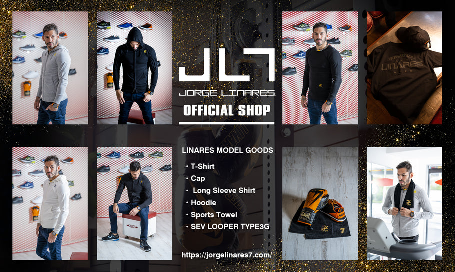 JL7 Official shop OPEN!-Jorge Linares