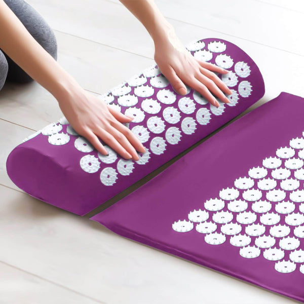 PROREMEDY LOWER BACK PAIN STRETCHER purple