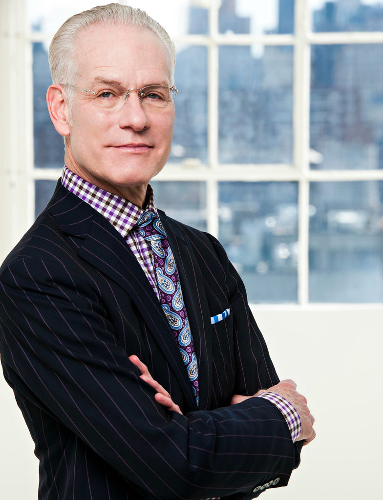 Due to Covid-19, Tim Gunn, Fashion Guru, Now Embraces Comfy Clothes!
