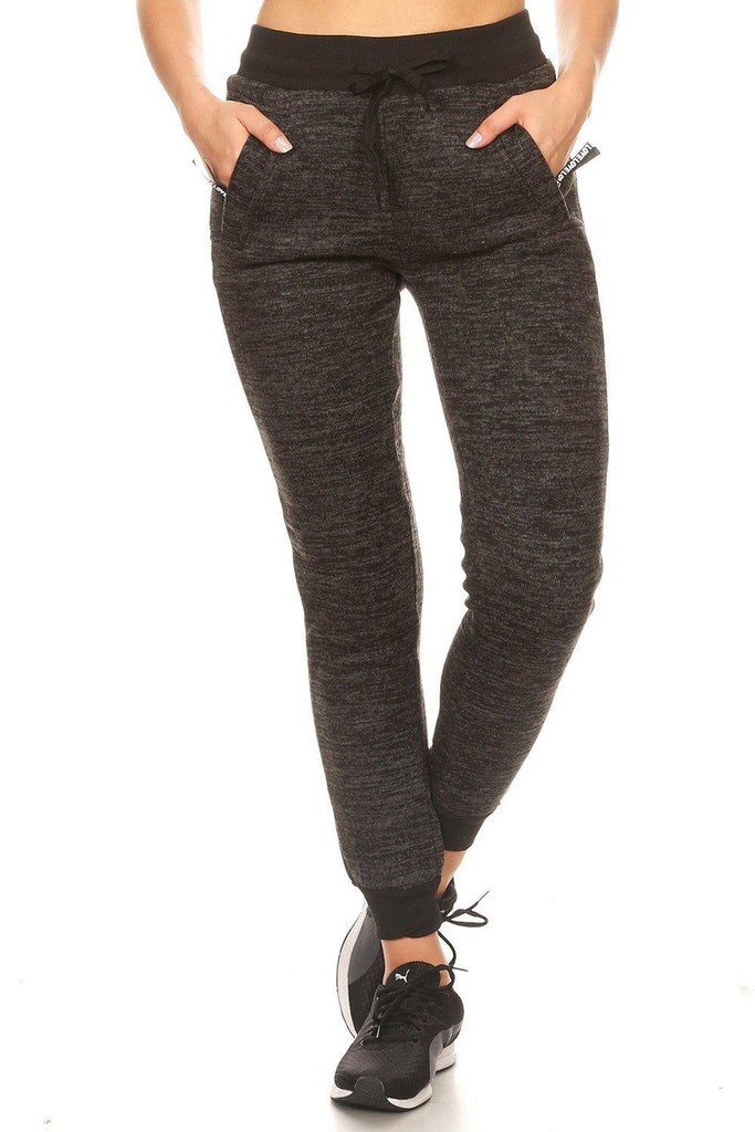 Cozy & Warm: Fleece- and Fur-Lined Leggings & Joggers