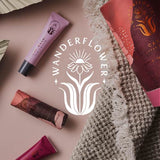 Wanderflower Logo and Products
