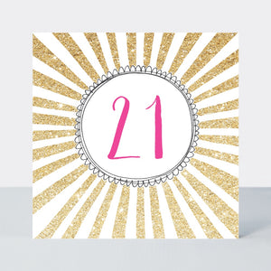 Pink Fizz - 21st Birthday