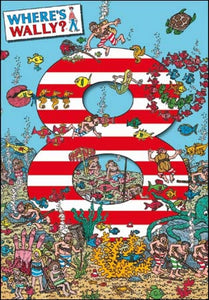 8th Under The Sea Where's Wally