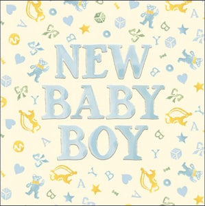 New Baby Boy Emma Bridgewater