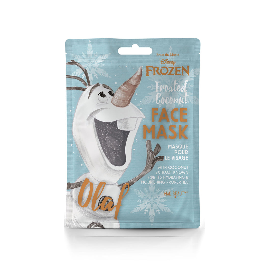Disney Frozen Face Mask Olaf