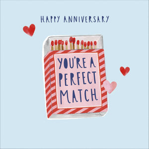 Anniv Open Perfect Match