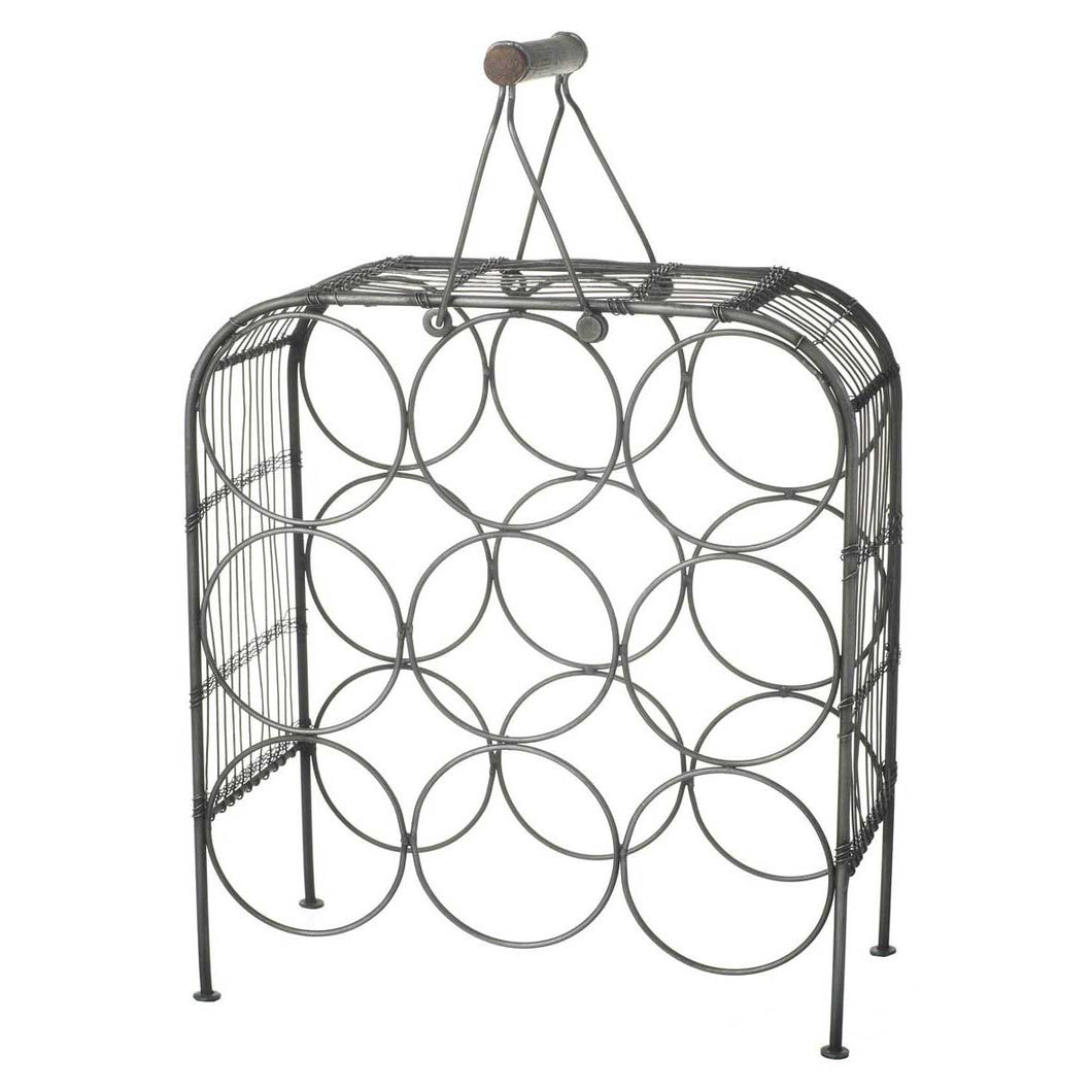 Black Wire Wine Holder was £38.99