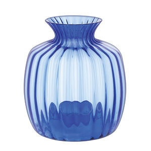 Cushion Vase Cobalt