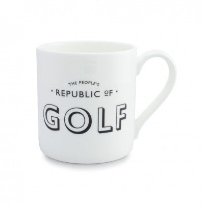 Republic of Sports China Mug
