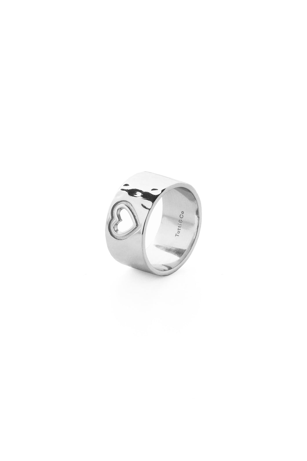 Emotion Ring 925 Silver Plate