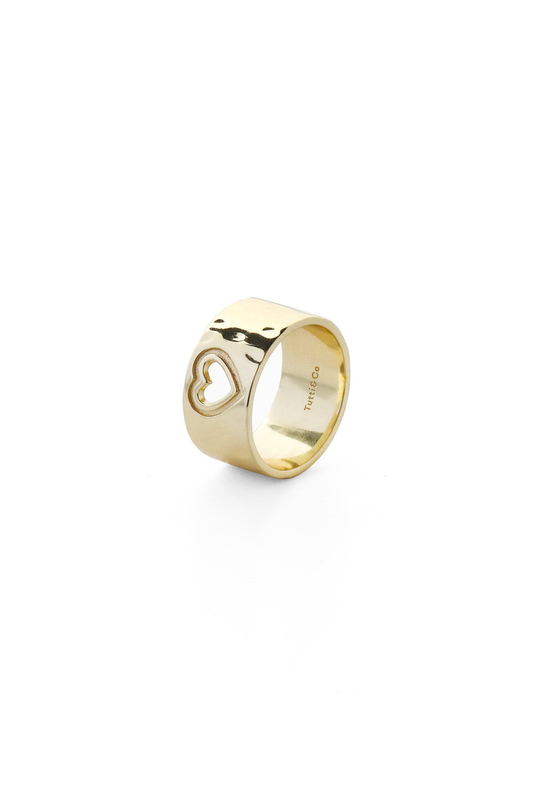 Emotion Ring Gold Plated