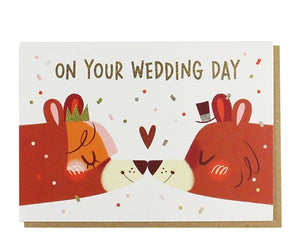 On Your Wedding Day Bears