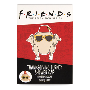 Warner Friends Turkey Shower Cap