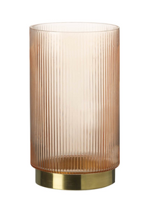Juno Apricot Candle Holder
