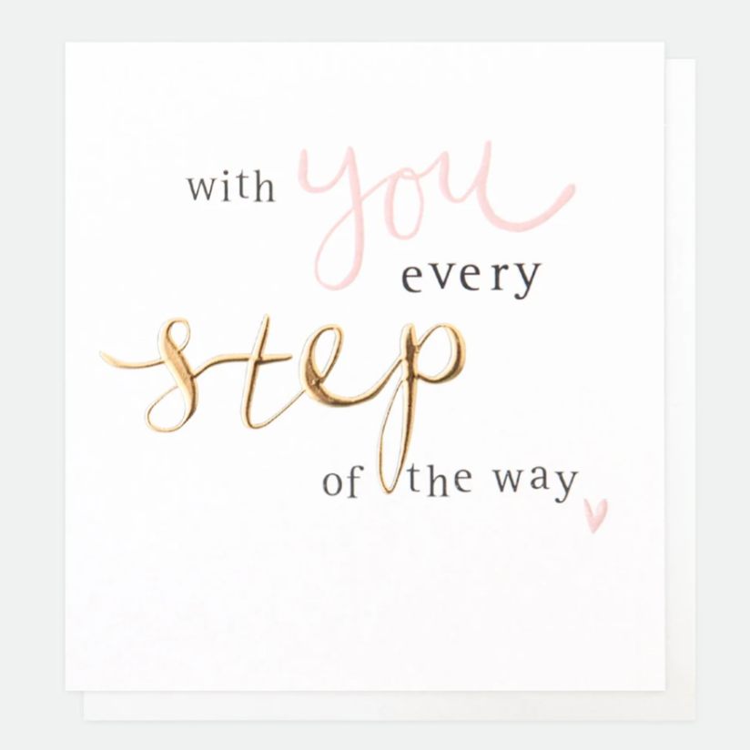 With You Every Step