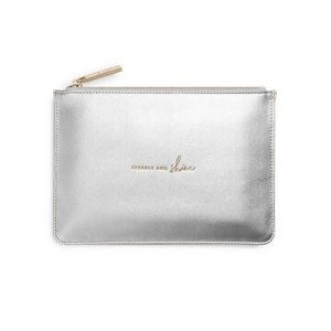 Petite Perfect Pouch - Sparkle and Shine