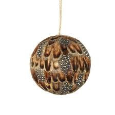 Feathered Bauble
