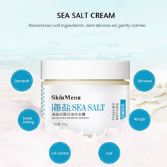 Anti-Dandruff Sea Salt Shampoo