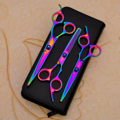 Colorful Hairdressing Scissors