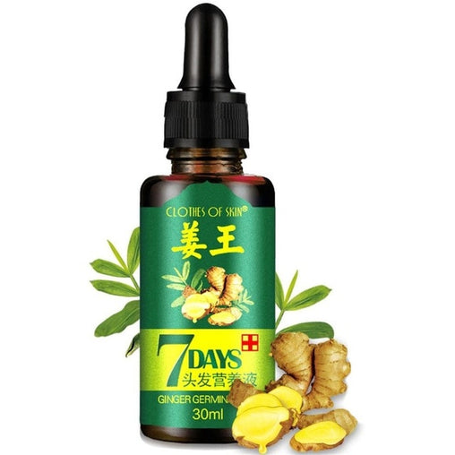 Ginger Essential Hair Growth Oil