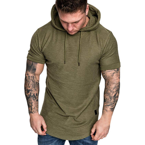 Slim Hooded T-Shirt