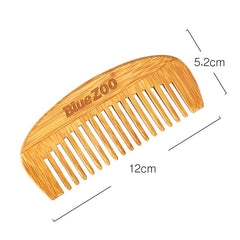 Natural Bamboo Wooden Comb