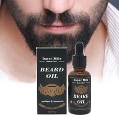 Natural Beard Growth Oil