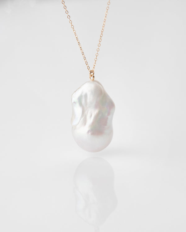 Morgana Maxi Pearl Necklace