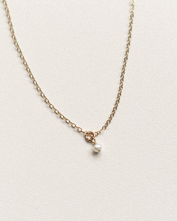 Irene Pearl Necklace