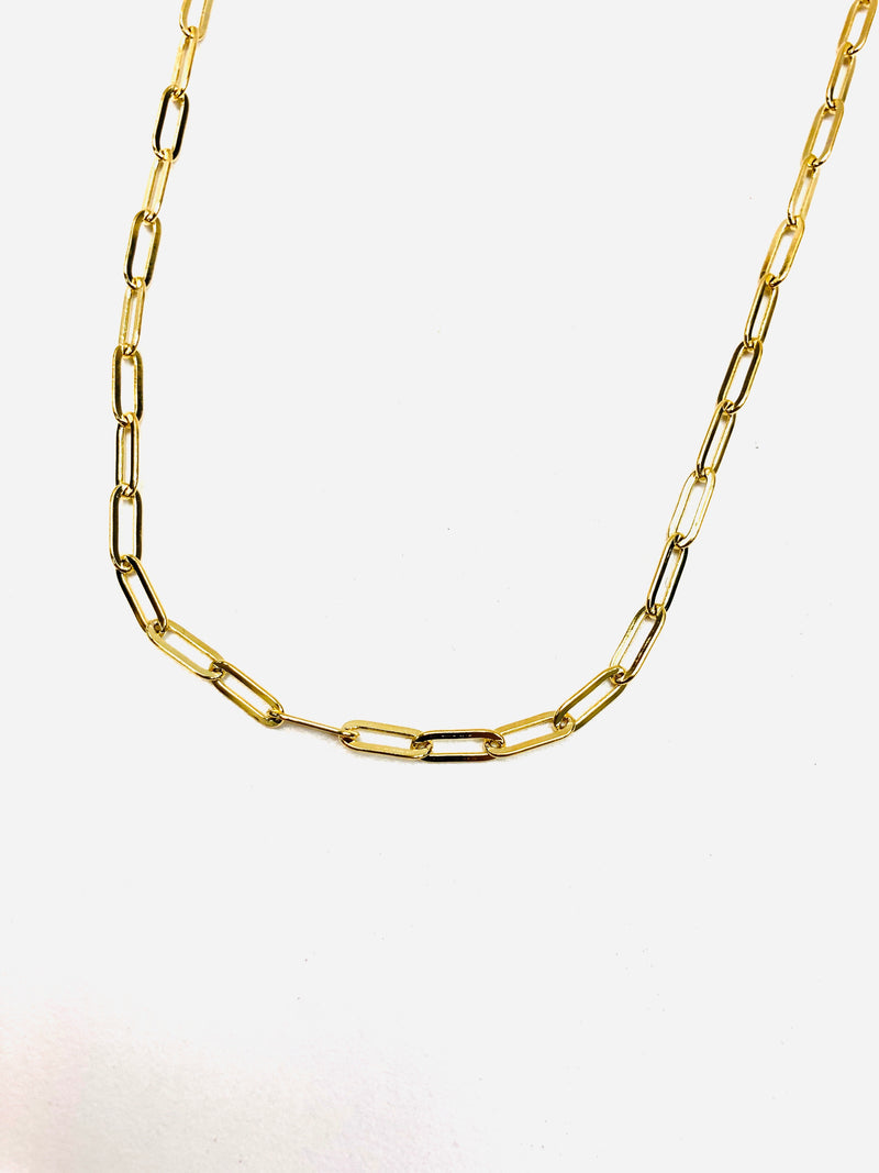 "Linked Together Necklace (23"")"