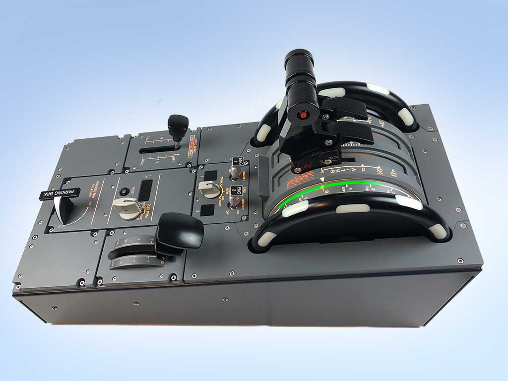 A320 Throttle-Box - Airliner (Plug & Play)