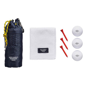 Golfer's Accessories Set