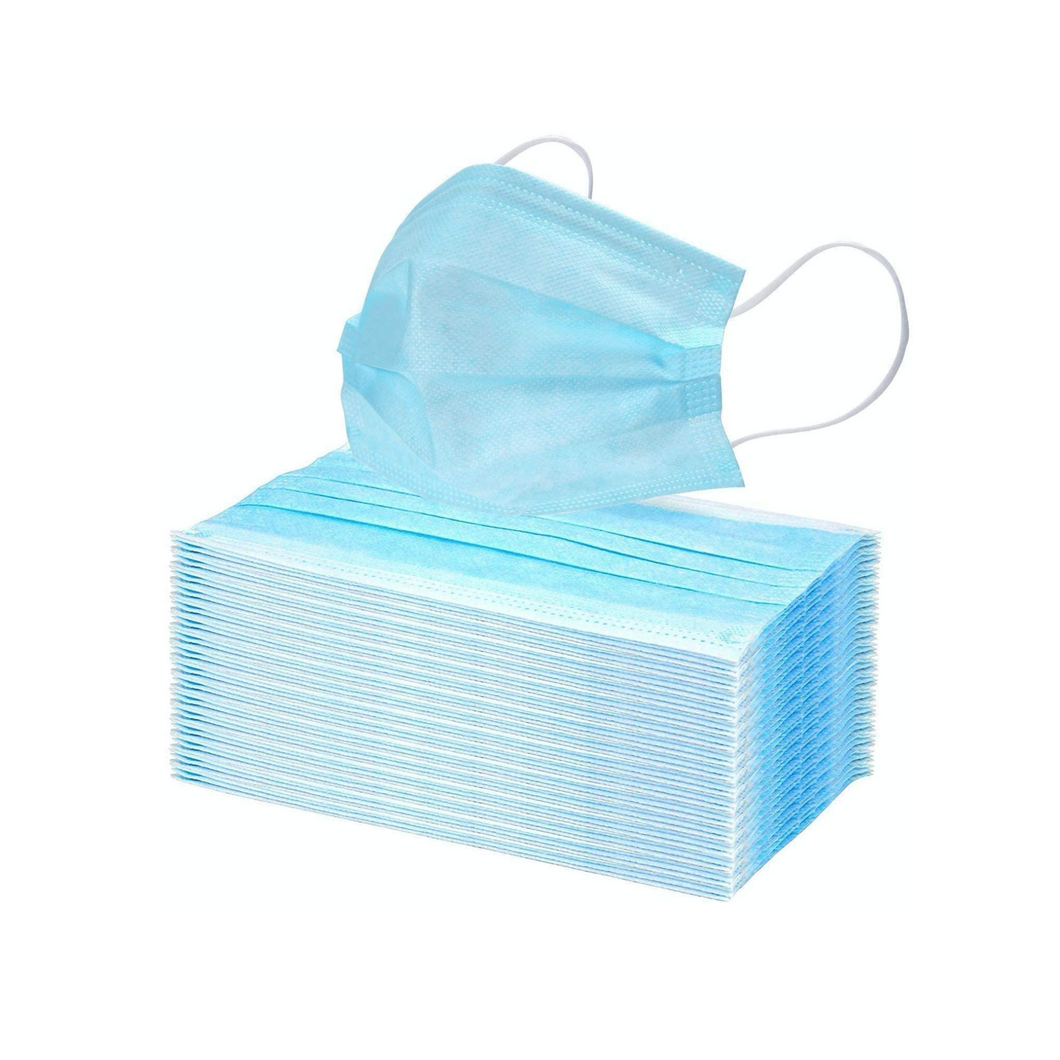 Keweidi 3-Ply Disposable Face Mask - Prizm Medical