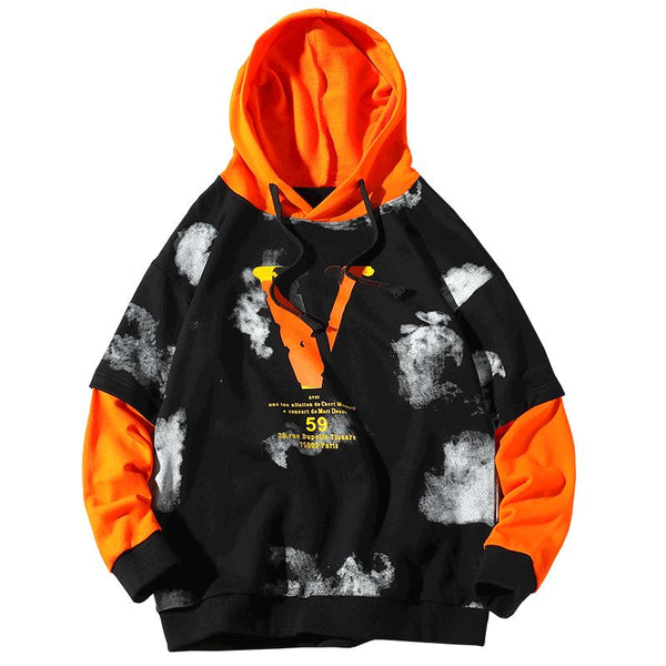 Hoodies Streetwear<br> Double - Streetwear Shop