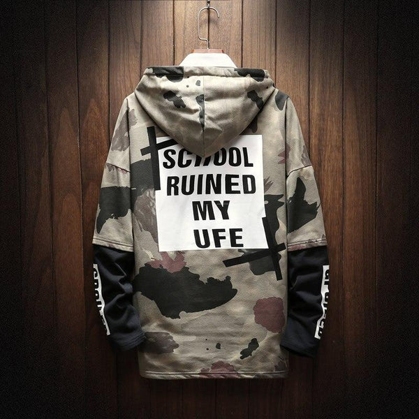 Hoodies Streetwear<br> School - Streetwear Shop