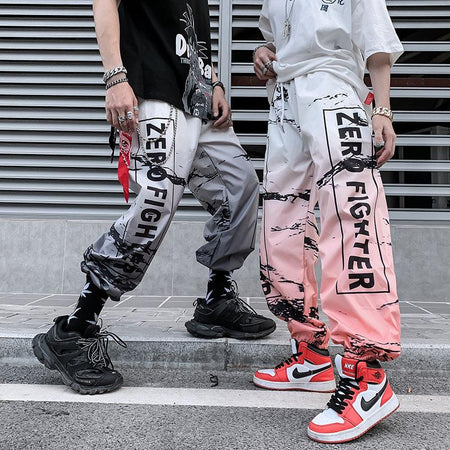 Pantalon Streetwear<br> Fighter - Streetwear Shop